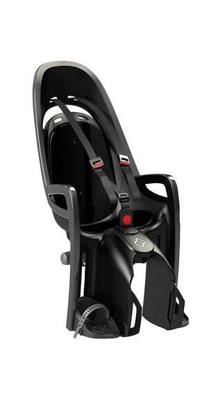 Hamax Zenith fietsstoeltje grijs/zwart